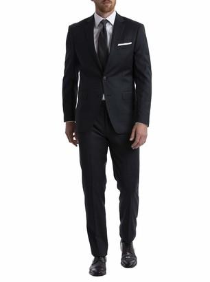 Calvin Klein Men's Long Slim Fit Stretch Suit