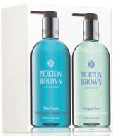 Molton Brown Blue Maquis & Pettigree Dew Hand Wash Set