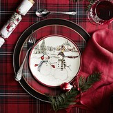 Williams-Sonoma Tartan Dinner Plates, Set of 4