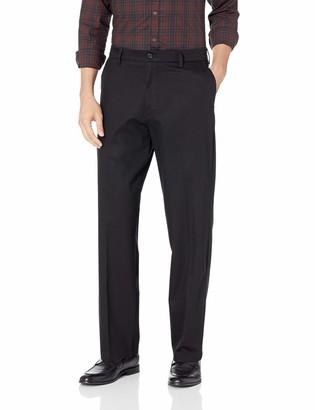 Dockers Classic Sign Khaki Lux Cotton Stretch - Pleated D3 Pants