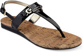 G by Guess Jemma T-strap Sandals