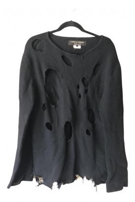 Comme des Garcons Black Wool Knitwear & Sweatshirts