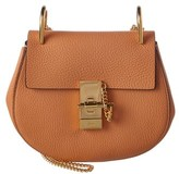 Chloé Drew Mini Leather Shoulder Bag.