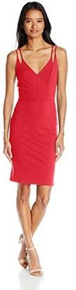 Soprano Juniors Women's Double Strap Midi Dress