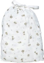 Under the Nile Fitted Crib Sheet in a Bag - Animal Print