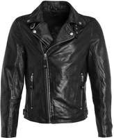 Gipsy MAVRIC Leather jacket schwarz