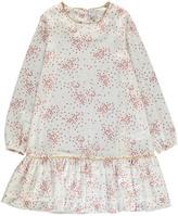 Little Karl Marc John Renaty Silk Heart Dress