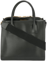 DSQUARED2 Deana handbag - women - Cotton/Calf Leather - One Size