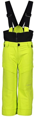 Obermeyer Warp Pants (Toddler/Little Kids/Big Kids) (Limelight) Boy's Clothing