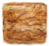 Northern Fox Faux Fur Pillow