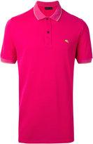 Etro classic polo shirt - men - Cotton - XXL