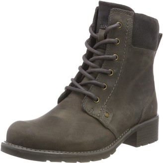 Clarks Orinoco Spice Womens Ankle Boots