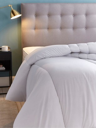 Silentnight Yours and Mine 10.5/13.5 Tog Duvet in Double and King sizes