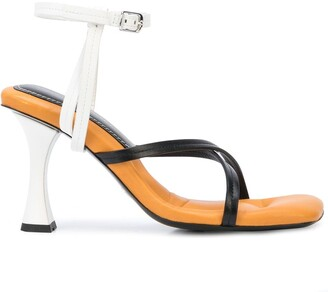 Proenza Schouler Square Toe Sandals