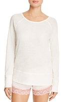 PJ Salvage Washed Waffle Long Sleeve Thermal Top