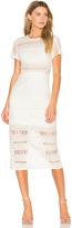 Style Stalker STYLESTALKER Venice Midi Dress