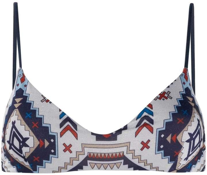 MC2 Saint Barth May bikini top