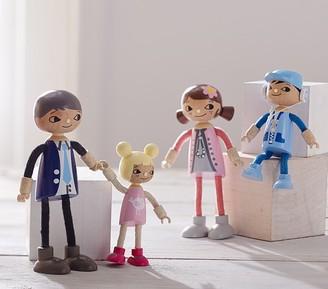 Pottery Barn Kids Dollhouse Moore Family