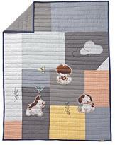 Poky Little Puppy Quilt (Full-Queen)