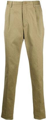 Incotex Pleat-Front Trousers
