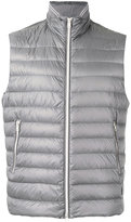 Fay padded gilet - men - Feather Down/Polyamide/Feather - S