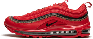 Nike Womens Air Max 97 'Leopard Pack - Red' Shoes - Size 6.5W