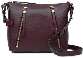 Radley London Women's Crossbodies PORT - Port Fountain Road Leather Crossbody Bag