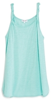 Splendid Girls' Twisted Strap Tank - Big Kid