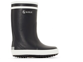 Aigle Kids Lolly Pop Wellington Boots with Furry Lining