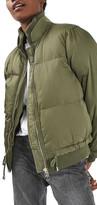 Topshop Carter Puffer Jacket