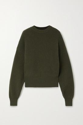Cordova Megeve Ribbed Merino Wool Sweater