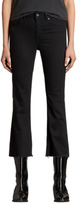 AllSaints Heidi Cropped Flare Jeans
