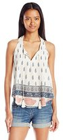 O'Neill Women's Rolla Printed Woven Blouse