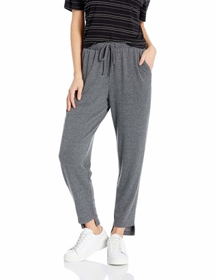 BCBGeneration Women's Jogger Knit Cropped Pant