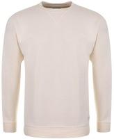 Edwin Classic Crew Neck Sweatshirt Cream