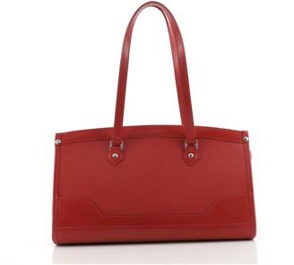 Louis Vuitton Madeleine Handbag Epi Leather PM