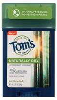 Tom's of Maine Naturally Dry Men's Antiperspirant North Woods