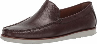 Kenneth Cole New York Men's Cyrus Slip On B Loafer Brown 10.5 M US