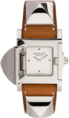 Hermes Medor pm in Natural | FWRD