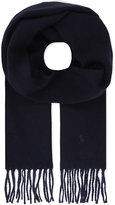 Polo Ralph Lauren Two-tone Wool-blend Scarf