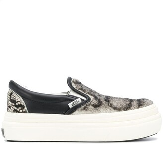 Vans Slip-On Platform Sneakers