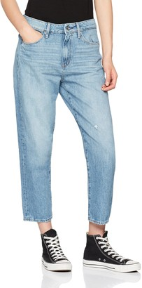 G Star Women's 3301 High Waist Boyfriend Jeans
