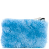 CITYSHOP fur clutch