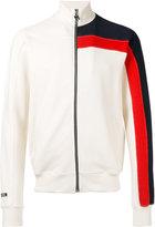 MSGM colour block jersey jacket - men - Cotton - S