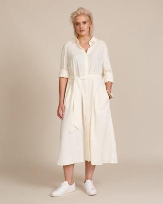 11 Honoré Chrissy Shirt Dress