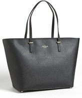 Kate Spade 'Medium Cedar Street Harmony' Leather Tote - Black