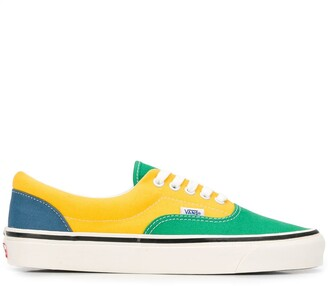 Vans Colour Block Sneakers