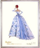 Barbie Limited Edition Vintage Provencale Print