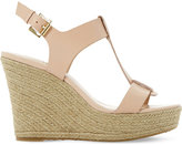 Dune Kelby espadrille wedge sandals