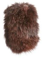 Dena Women's Genuine Fox Fur Cowl Collar